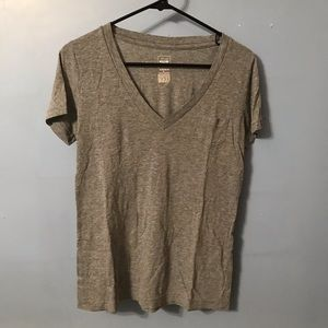 Mossimo Supply Co. Tops - Heathered vneck T-shirt